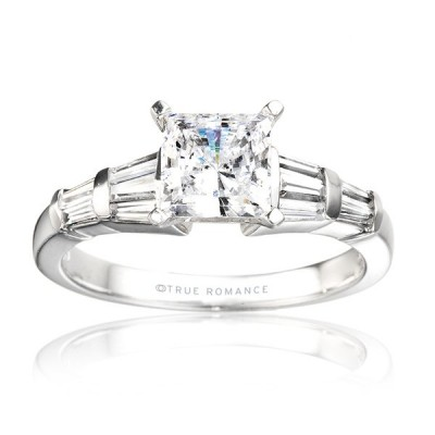 True Romance Mounting - Design your own ring