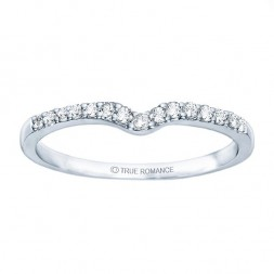 Contour Diamond Matching Band